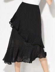 Was and Now - Fashion Clothing - Falbala Elegant Maxi Skirts