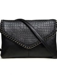 Was and Now - Fashion Clothing - Plain Fascinating Stylish Pu Crossbody-bags
