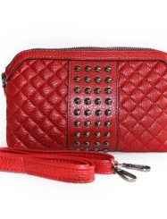 Was and Now - Fashion Clothing - Rivet Absorbing Stylish Pu Crossbody-bags