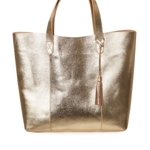 Was And Now - St Tropez Leather Bag