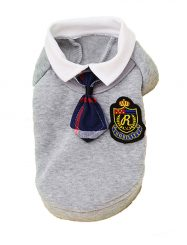 Was and Now - Fashion Clothing - School Boy Uniform Costume Dog Shirt