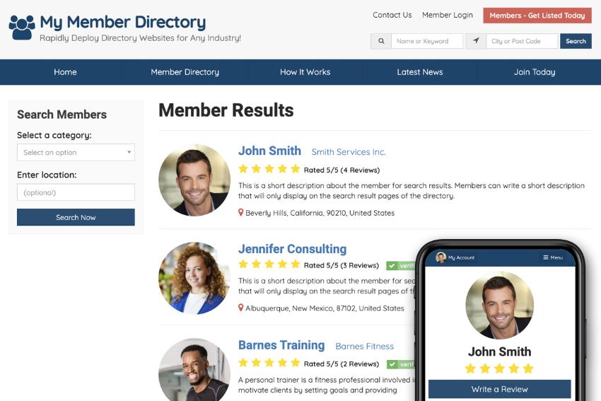 Buy Software Apps Brilliant Directories Lifetime Deal content 4