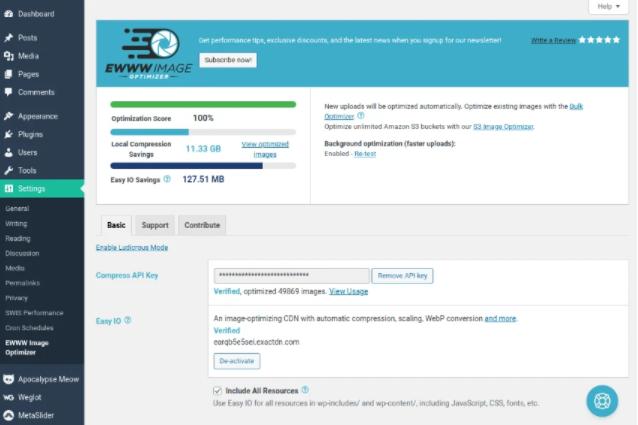 Buy Software Apps EWWW Image Optimizer Lifetime Deal content 1