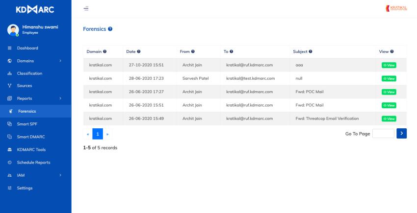 Buy Software Apps KDMARC Lifetime Deal content 3