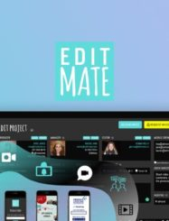 WAS AND NOW - EditMate Lifetime Deal for $59 WAS $1188.00