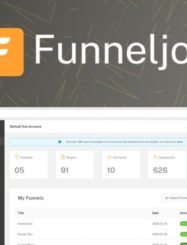 WAS AND NOW - Funneljoy Lifetime Deal for $59 WAS $708.00