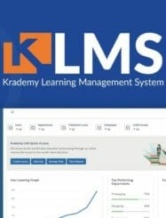 WAS AND NOW - Krademy LMS Lifetime Deal for $59 WAS $3576.00