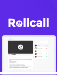 WAS AND NOW - Rollcall Lifetime Deal for $49 WAS $240.00