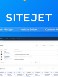 WAS AND NOW - Sitejet Lifetime Deal for $59 WAS $360.00