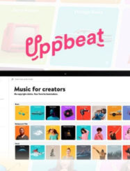 WAS AND NOW - Uppbeat Lifetime Deal for $59 WAS $168.00