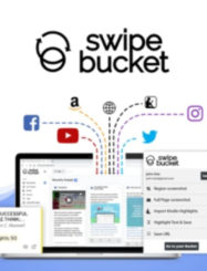 WAS AND NOW - Swipebucket Lifetime Deal for $59 WAS $1068.00