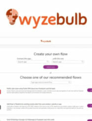 WAS AND NOW - Wyzebulb Lifetime Deal for $49 WAS $180.00