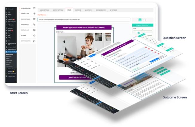 Buy Software Apps Smart Quiz Builder Lifetime Deal content 1