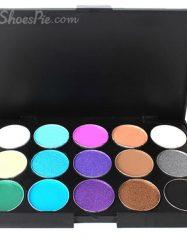 15  Colors Eye Shadow Palette