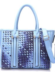 Shoespie One Shoulder / Tote Plait Handbag